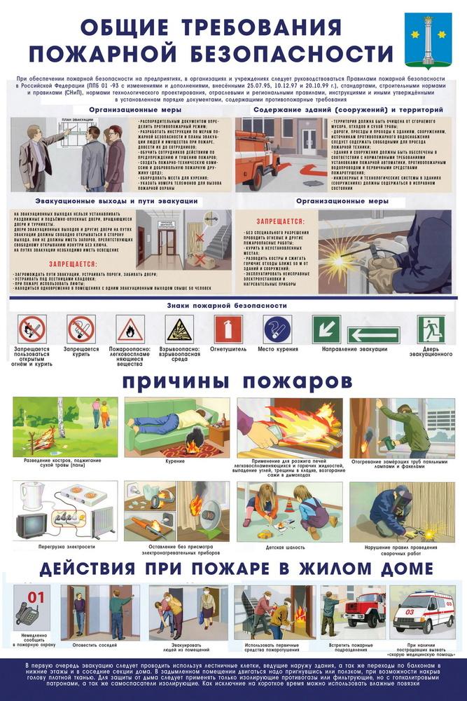 Пожарная безопасность №2