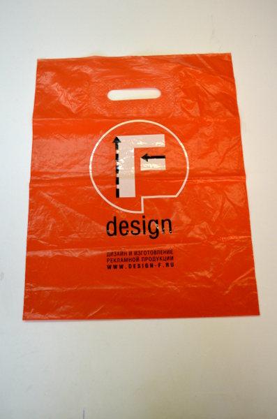 Печать на пакетах - дизайн