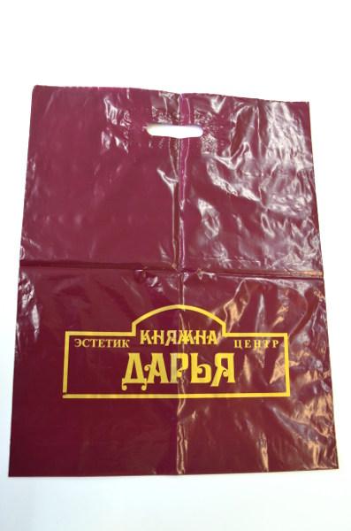 Печать на пакетах - продукты